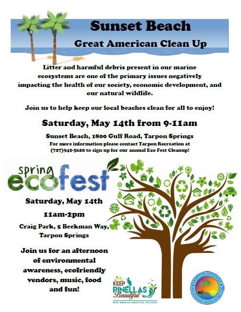 Tarpon Springs EcoFest