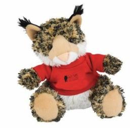 bobcat-plush