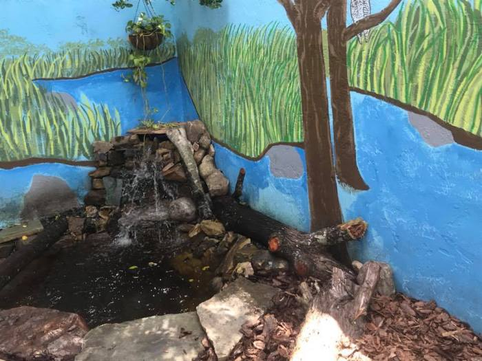 new otter habitat