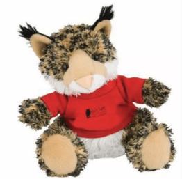 Bobcat Plush
