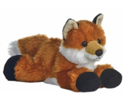 fox plush 2